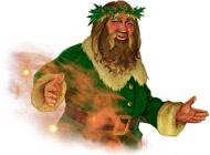 Скачать игру Рождественский маджонг