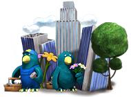 Скачать игру Пластилиновый город