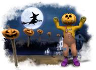 Скачать игру Ночь на Хеллоуин