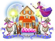 Скачать игру Волшебные овечки