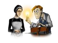 Скачать игру Мортимер Бэккет и секреты усадьбы с привидениями