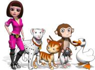 Скачать игру Шоу домашних животных