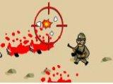 Flash игра Ополченец Ирака