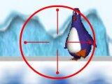 Flash игра Пингвины атакуют