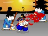Flash игра Самурай