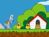 Flash игра Счастливая пасха