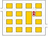 Flash игра Проведи автомобиль
