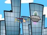 Flash игра История супер героя
