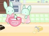 Flash игра Кухня Королевства Кроликов