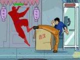 flash игра Джеки Чан