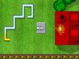Flash игра Пожарный