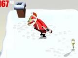 Пьяный Санта Клаус
