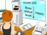 Flash игра Рабочий день секретарши