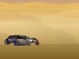 Flash игра Гонки в Пустыне