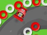 Flash игра Kart Racing