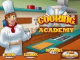 flash игра Академия Кулинарии