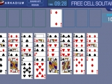 Flash игра Free Cell Solitaire