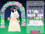 Flash игра Night Bride Dress Up