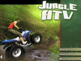 Flash игра Jungle ATV