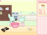 Flash игра Bunnies Kingdom Cooking Game