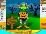Halloween Costume Dress Up
