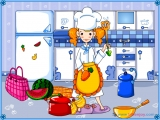 Flash игра Kitchen Make Over 4