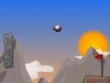 Flash игра Толкните вертолет 2