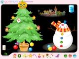 Pohon Natal Dekorasi