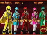 Power Rangers MT