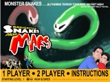 Flash игра Radioactive Snakes from Mars