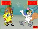 Spongebob Karate
