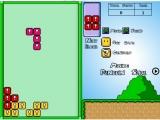 Flash игра Super Mario Tetris