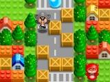 Flash игра Crazy Bomberman