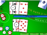 Flash игра Blackjack Green Table