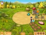 Flash игра Ферма Мания