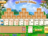 Flash игра Three Towers Solitaire