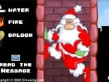 Flash игра Издевательства над Дедом Морозом