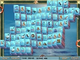 flash игра Marine Mahjong