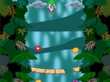 Flash игра Jungle bounce