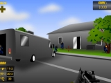 Flash игра Shooter Airport Ops