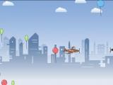 Полет с препятствиями
