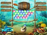 Flash игра Underwater Treasures - новые шарики