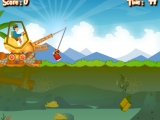 Flash игра Gold Miner: Clean Up