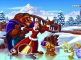 Flash игра Hidden Numbers - Beauty and the Beast