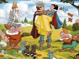 Flash игра Hidden Objects Snow White
