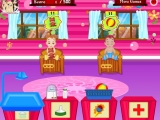 Flash игра Brittany Birt: Babysitting Room