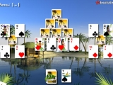 Bahama Traypiks Solitaire