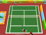 Flash игра Twisted Tennis