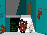 flash игра Винни Пух и Матрица
