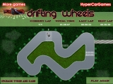 Flash игра Drifting Wheels